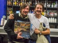 Davis and Carlos-Valencia